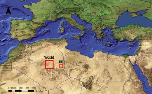 CSP map