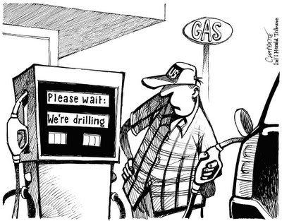 Please wait - we're drilling