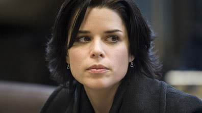 Neve Campbell in Burn Up