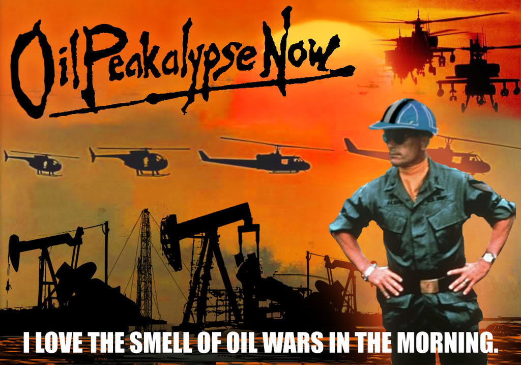 Oiligarchy – The game!
