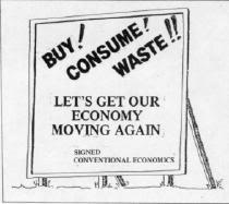 Buy Consume Waste!