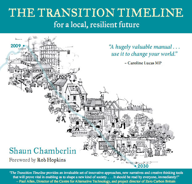 The Transition Timeline - front cover