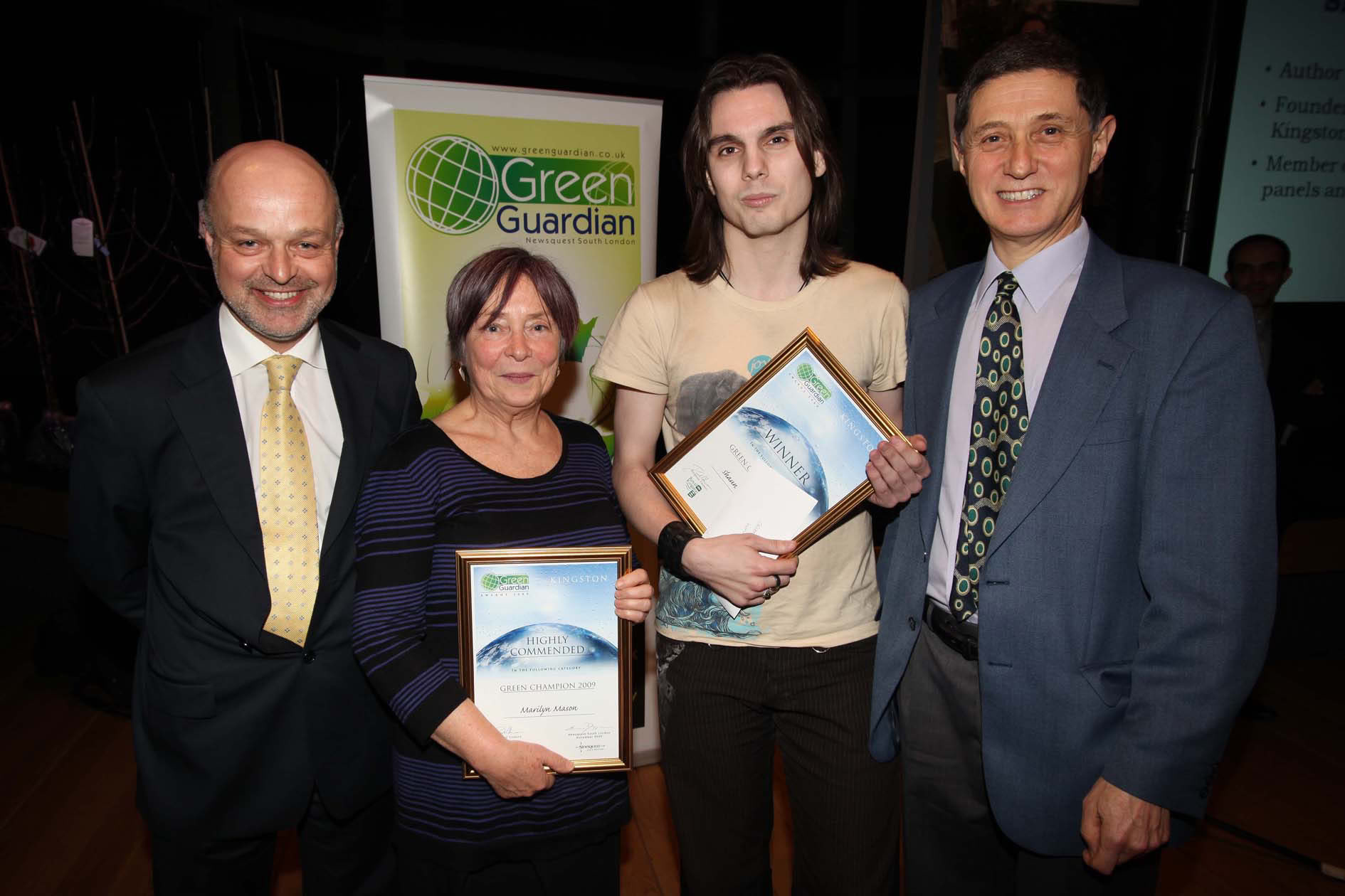 Awards - Green Champion category