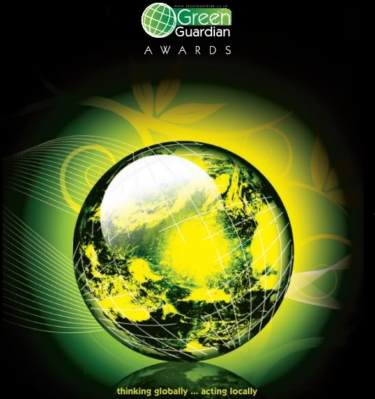 Green Guardian awards logo