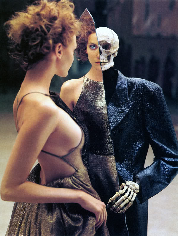 Richard Avedon 1995