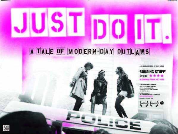Just Do It film - Is Activism Therapy?