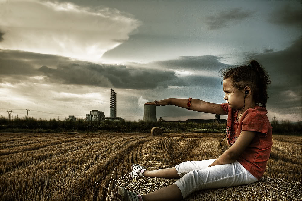 No Pollution Please - Chris Lamprianidis - Is Activism Therapy?