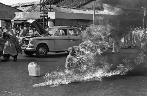 Thích Quảng Đức - Is Activism Therapy?