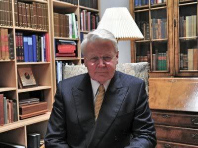 Icelandic President Ólafur Ragnar Grímsson - Transition Money