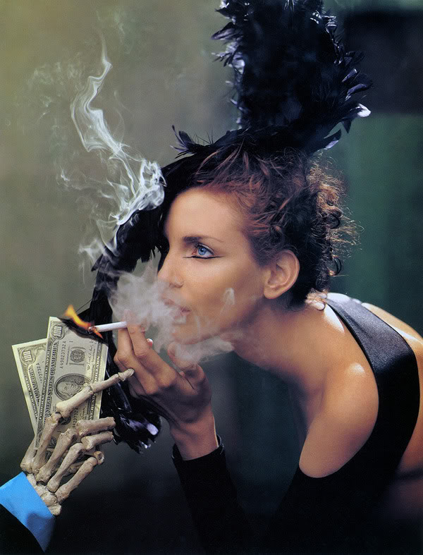 Richard Avedon - Transition Money