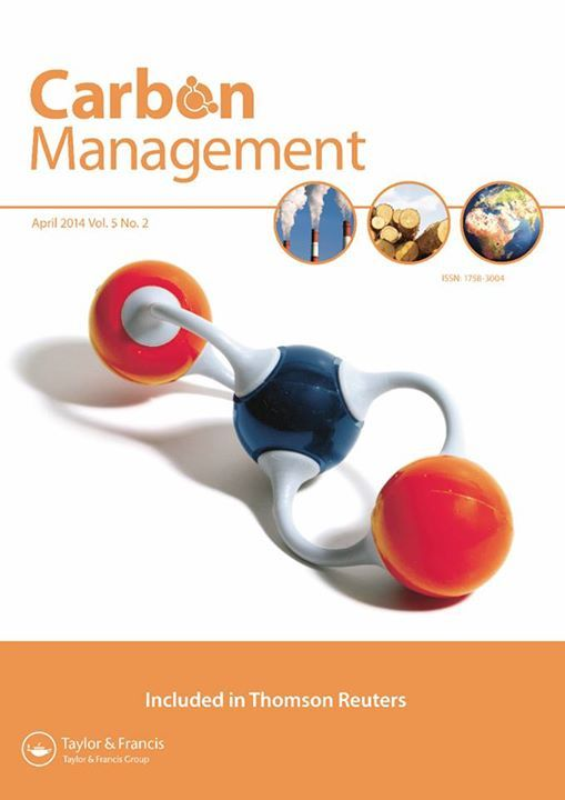Carbon Management cover
