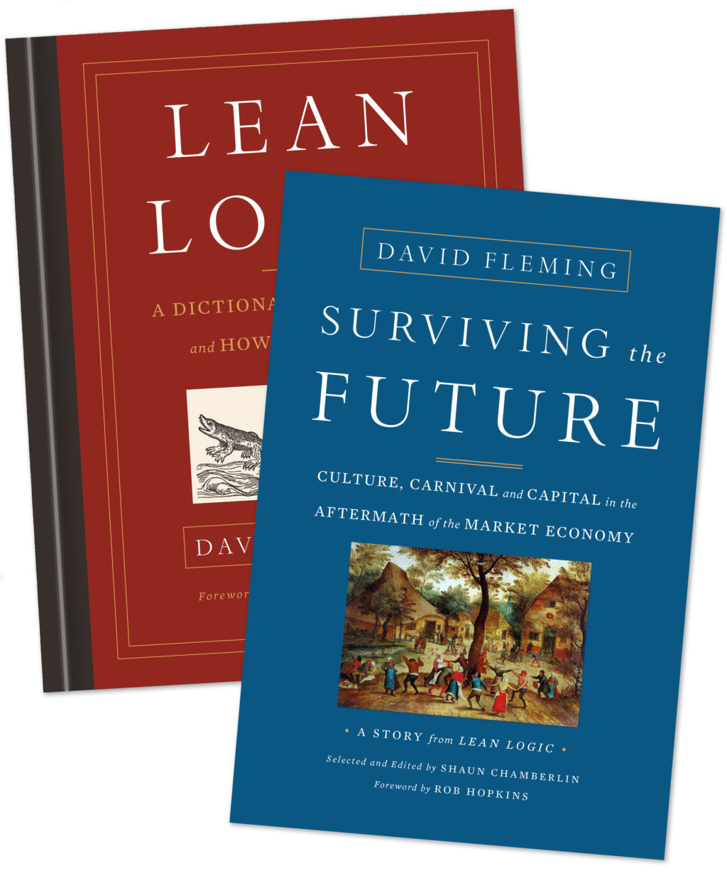 Lean Logic & Surviving the Future Bundle