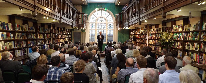 David Fleming's posthumous book tour!