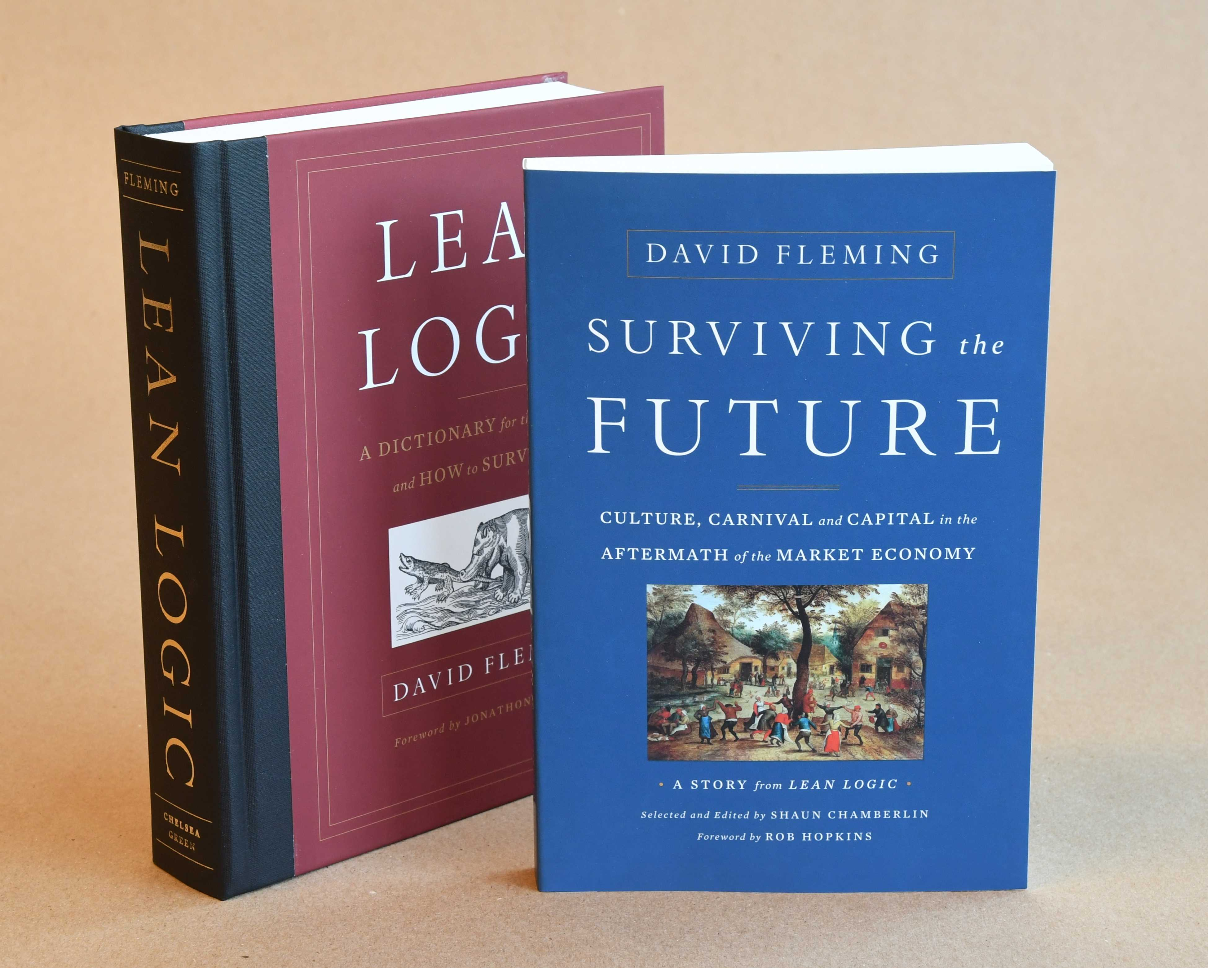 Lean Logic & Surviving the Future - David Fleming