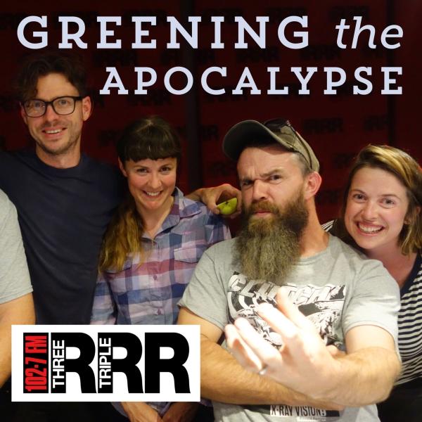 Greening the Apocalypse team photo