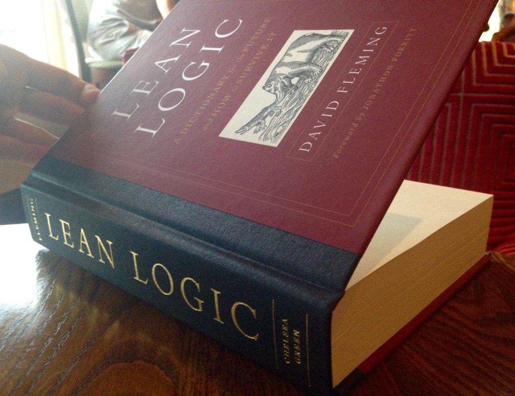 Lean Logic, by David Fleming