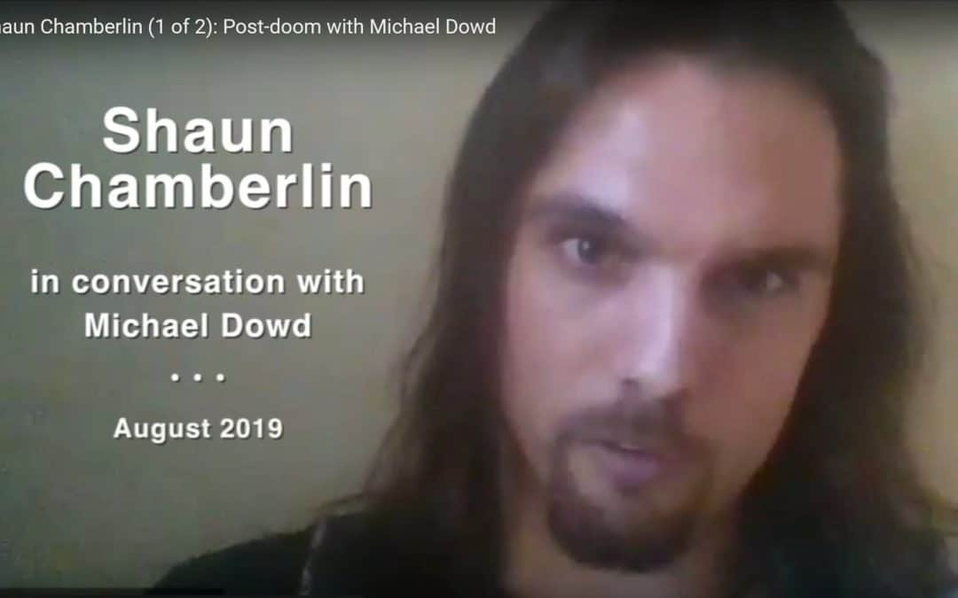 A post-doom conversation, with Michael Dowd