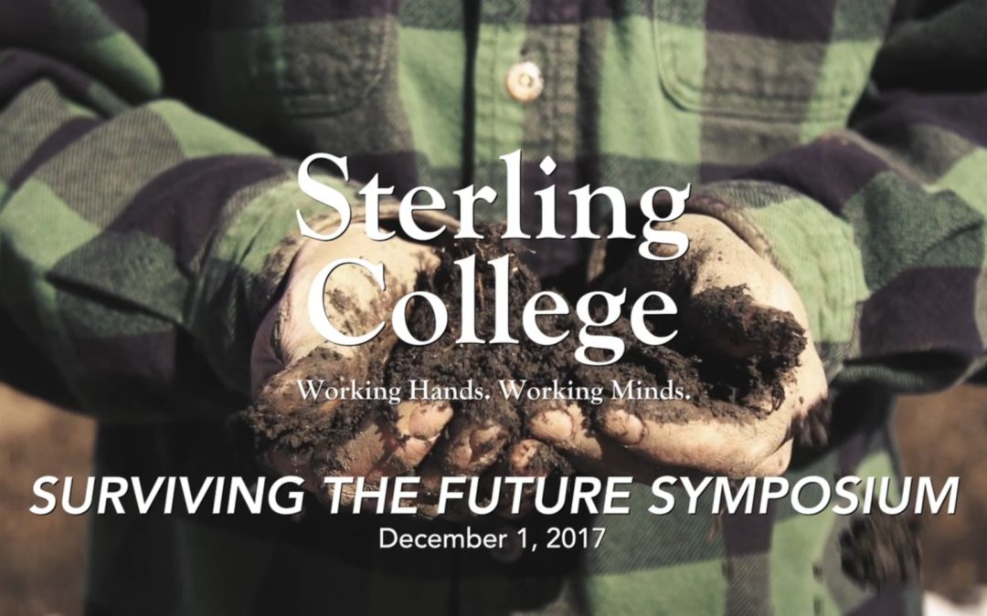 Sterling College symposium on David Fleming's legacy